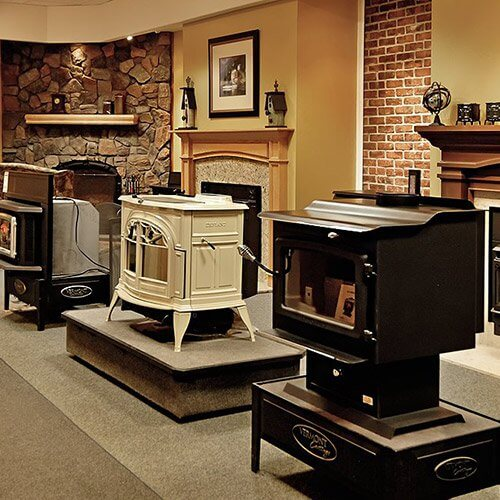 Hearth Products Showroom